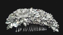 Stunning Diamond Sparkle Hair Comb